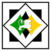 the green and yellow Complete Structure Painting logo with a Lion at the center